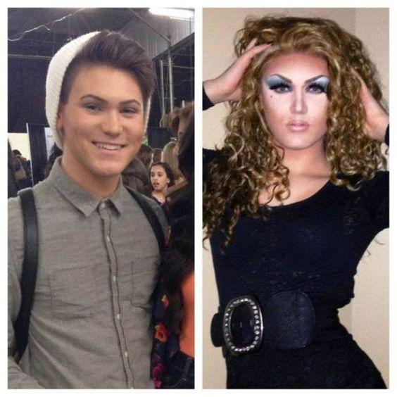 Female hormones transformation-5448