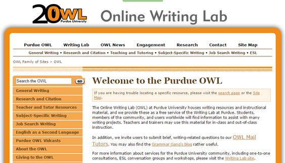 Online writing exercises