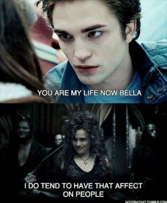 did bellatrix and voldemort have a relationship