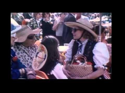 La Princesa Grace Kelly  y sus actos oficiales