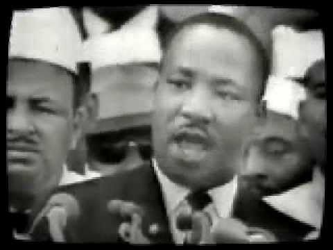 comparison of speeches martin luther king Martin luther king, jr was born michael luther king, jr and changed his name later in his teens both of them began lecturing when they were in their 20's douglass and king both wrote books and articles in addition to their exceptional speaking ability.