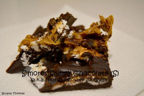 S'mores Skinny Chocolate
