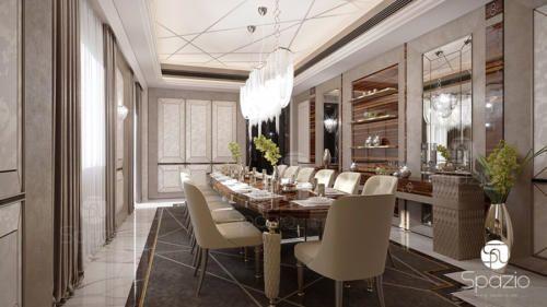 Gallery Dining Room Interior Design Interior Design Dubai