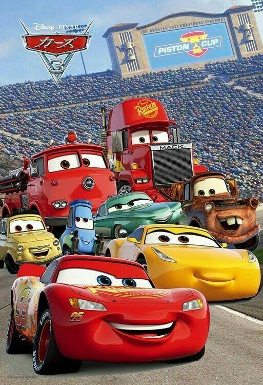 Carros Carros Da Disney Carros 3 Filme Carros Desenho Infantil