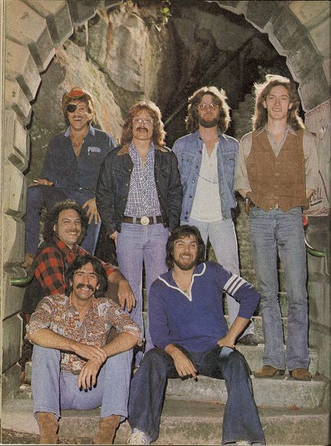 Dr Hook and the Medicine Show. Twice, late '70s, Armadillo World HQ, Austin.