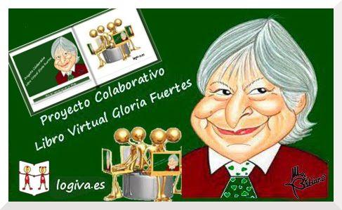 Proyecto Colaborativo Internacional Libro Virtual Gloria Fuertes (PCILV Gloria Fuertes)