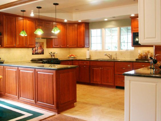 Kitchen Layout Templates: 6 Different Designs | Kitchen Designs - Choose Kitchen Layouts & Remodeling Materials | HGTV