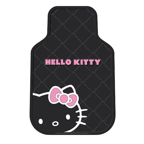 Hello Kitty Chain Link Floor Mat $25.98