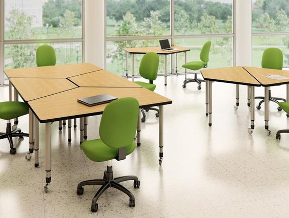 Cabinet Space: Flexible Learning Environments