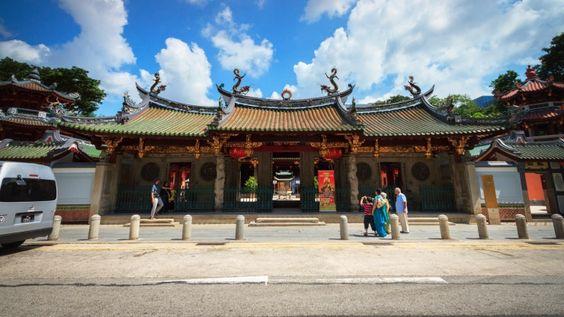 Chùa Thiên Hậu - ngôi chùa lớn và linh thiêng ở Singapore