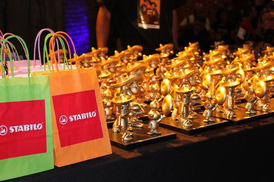 Troféu Los Três Amigos Escultura de Olintho Tahara
