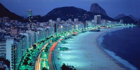 Copacabana,Rio de janeiro. Brasil