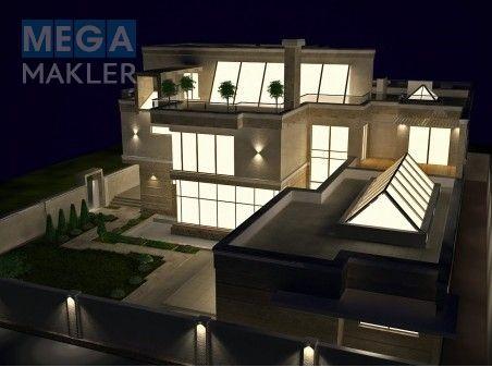 Продажа дома, 3этажа, 977кв.м, 9комн., под чистовую отделку, участок 10соток, Одесса