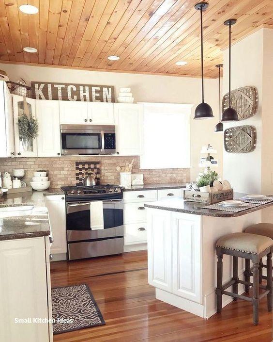 21 kitchen To Copy Asap