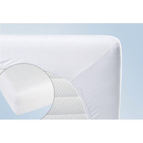 Wasserfestes Spannbetttuch Mit Silberausrustung Biberna Sleep Protect Liegeflache 180 X 200 Cm Couch Sleep Tissue Holders