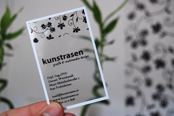 kunstrasen graphic design businesscard / tarjeta de presentación