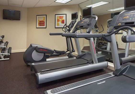 Residence Inn St Louis Airport Earth City Fitness Center Happy Enjoying Beautiful Earth City Pet Friendly Hotels City