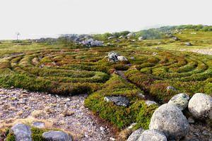 Bolshoi Zayatsky Island in Russia
