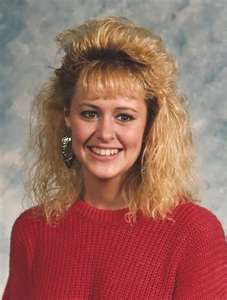 Image result for image 1980 hair