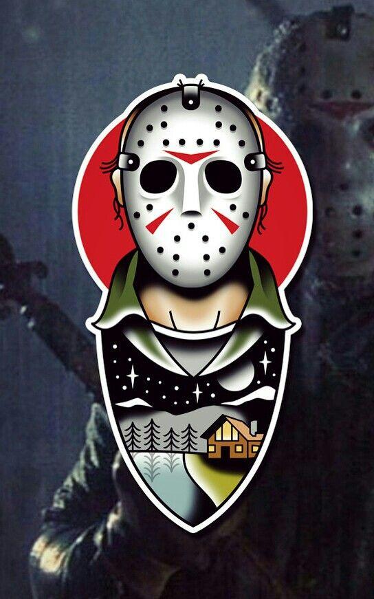 Jason Voorhees Horror Movie Tattoos Horror Movie Art Horror