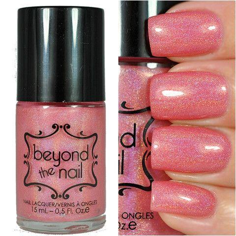 Pink Lady – Beyond the Nail