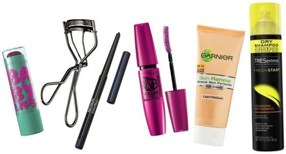 10 Top Hair & Makeup Tips for Early Morning Classes