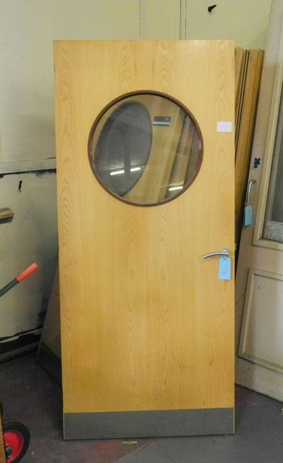 Ash Wood Fire Doors with Porthole & Ash Wood Fire Doors with Porthole | Stuff I sort\u0027ve like ...