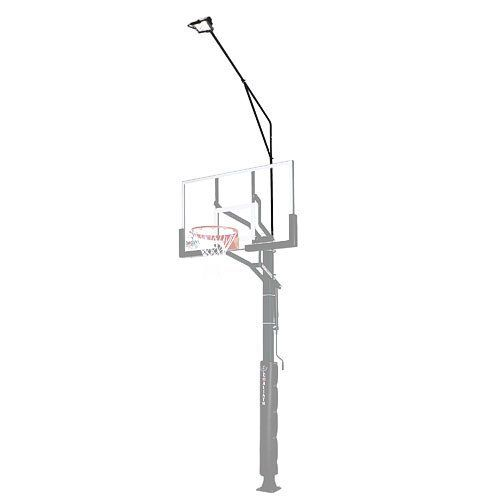 Light Stand Ground: Basketball Hoop Light For 3-4 Inch Poles By Hooplight