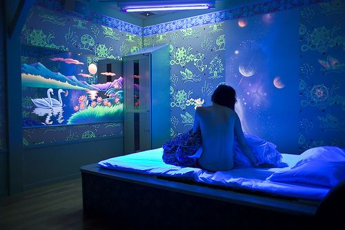 Cool Room Lights This Would Be A Cool Stonerparty Roomit Needs A