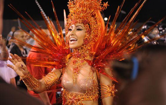 Carnaval Brazil 2012 - Gaviões da Fiel