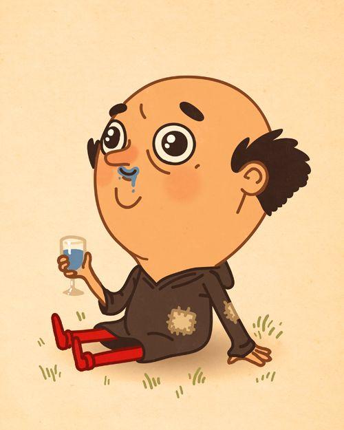 Cute Gargamel: Fan Art, Mitchell Gargamel, Mike Mitchelle, Arty Farty, Gargamel Eat, Mike Mitchell S, Design Illustration, Art Shows