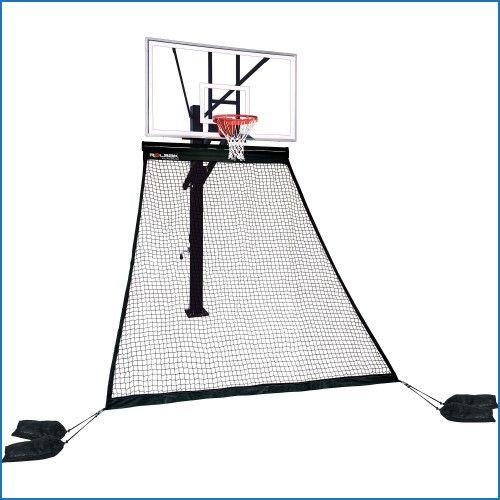 Brand New Rolbak Basketball Return Net Basketball Backstop Indoor Basketball Hoop Basketball Bracket