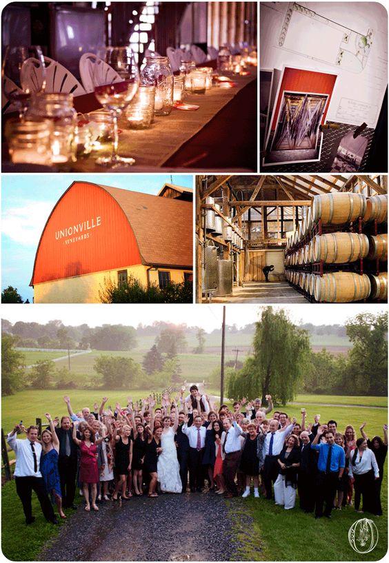 Unionville Vineyards Wedding Event Venue Tent Plans Brad Ross Photography Oleander Bucks County Nj Florist Fl Work By Pinterest