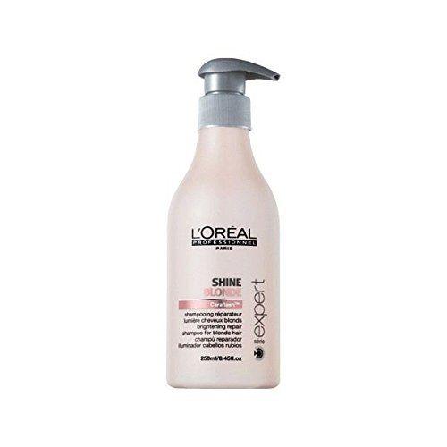 L'Oréal Professionnel - Shampooing Réparateur pou Cheveux Blonds - Shine Blonde - 500 ml L'Oréal Professionnel http://www.amazon.fr/dp/B000UUNA2A/ref=cm_sw_r_pi_dp_Ljv.vb1AVXJYR