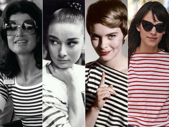 Nos encanta el estilo marinero!! Desde que diseñadores como Coco Chanel, Guivenchy y por supuesto Jean Paul Gaultier lo introdujeran en la moda, se ha convertido en un clásico de todos los veranos…:
