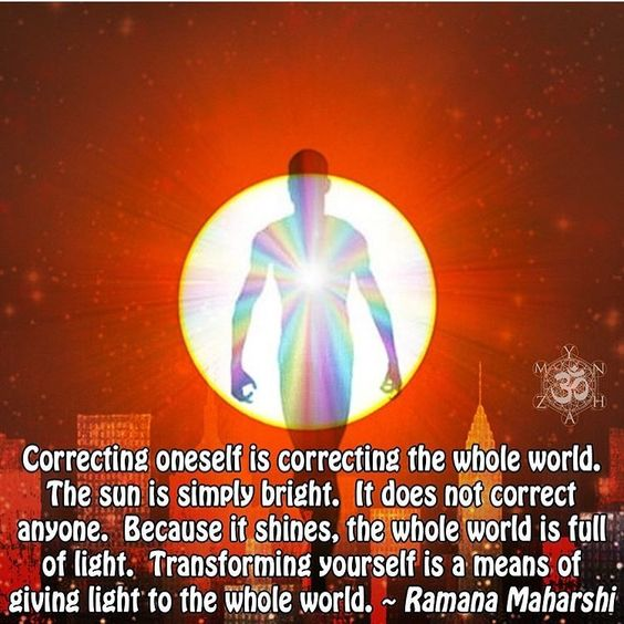 """2,585 Likes, 33 Comments - Conscious 🌐 Collective (@conscious_collective) on Instagram: """"""""Your own Self-Realization is the greatest service you can render the world."""" ~Ramana Maharshi"""""""