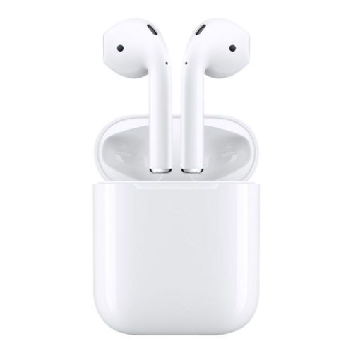 Apple Airpods With Charging Case White Mmef2am A Airpod 1st Gen Apple Headphone Headphones Wireless Earbuds