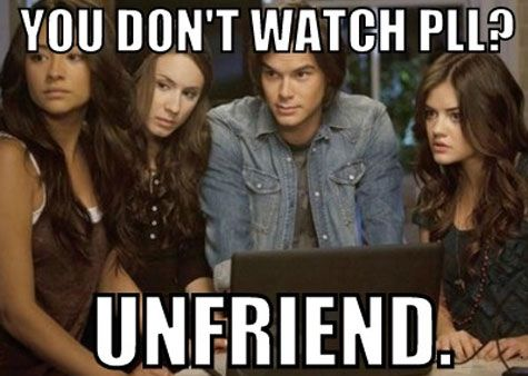 #PLLFanProblems: Things 'Pretty Little Liars' Fans Have to Deal With