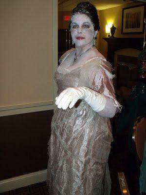 killer victim halloween costume