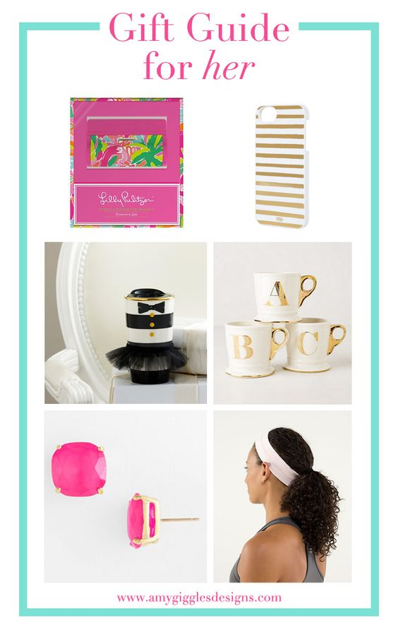 2013 Christmas Gift Guide For Her