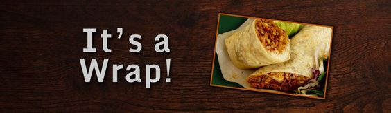 It's a wrap! Let Mondo Taco cover all your cravings for Mexican Food! #mexicanfoodsantamonica #mondotaco
