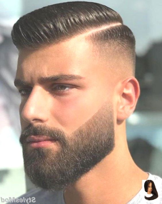 A Nice Beard With Great Hairstyles For Men To Wear In 2018 Mens Hairstyles Mens Hairstyles Undercut Awesome Beards