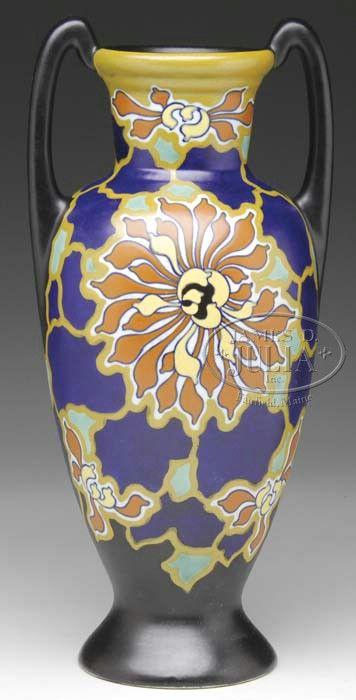 Gouda Pottery Vase Pottery Gouda Pinterest Vase Pottery And