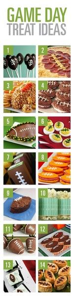 football snacks appetizers-snacks
