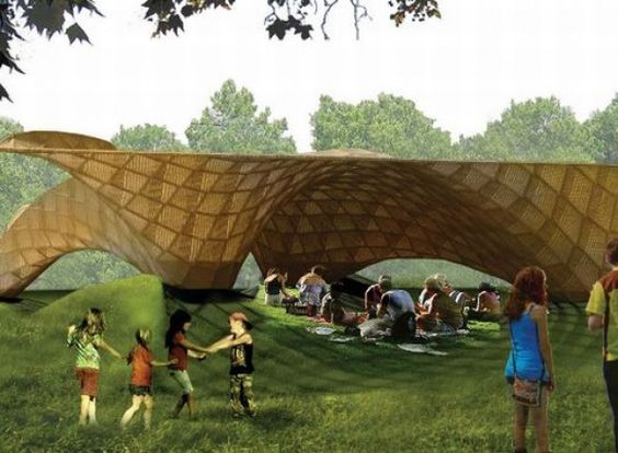 HEXigloo Pavilion Workshop By T_A_I In Bucharest, Rumania | Kids |  Pinterest | Bucharest And Pavilion