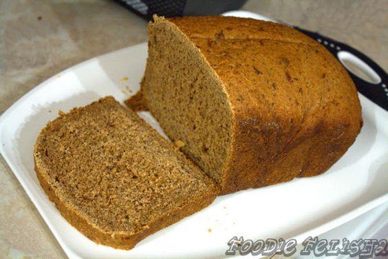 Adventures With Foodie Felisha: Cinnamon Raisin Bread