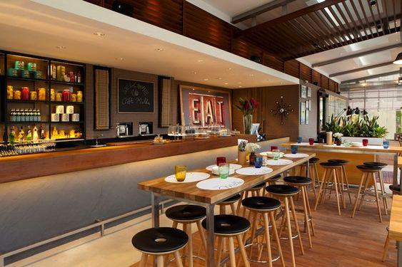 Café Melba is a Rustic Eatery Shaded by Ancient Angsana Trees ...