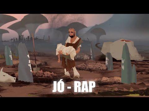 A Historia De Jo Rap Anima Gospel Youtube Desenhos