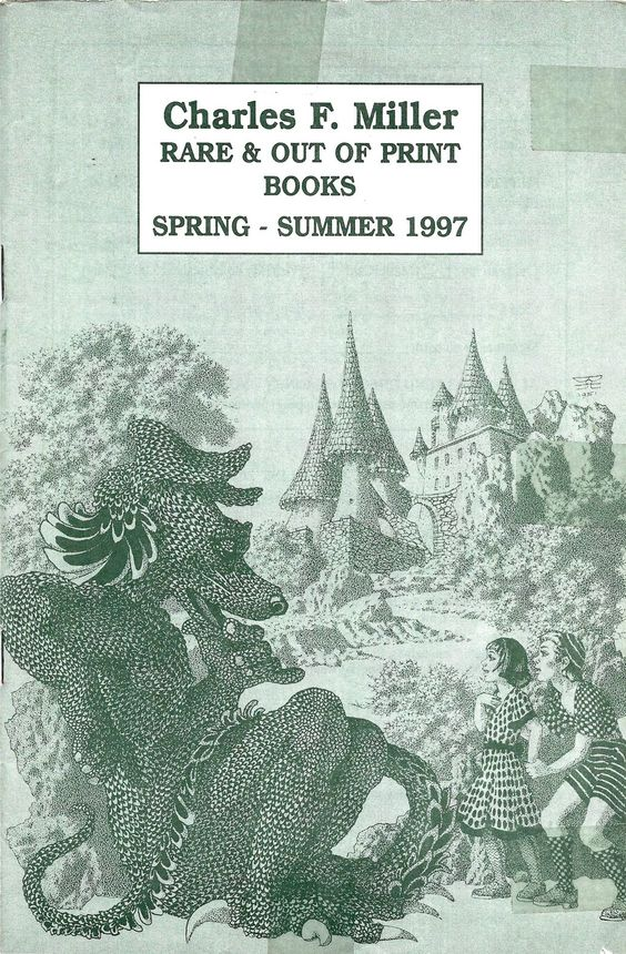 Charles Miller Out Of Print Books Catalog Spring 1997 Maurice Sendak Cover - Other