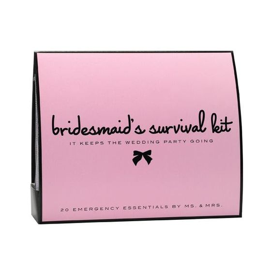The perfect gift for your bridesmaid.